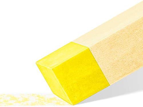 2430C48 Staedtler Karat Premium Quality Soft Pastel Chalks