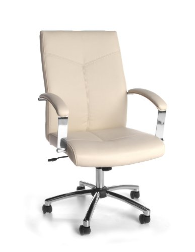 OFM Essentials Collection Executive Conference Chair, in Cream E1003-CRM