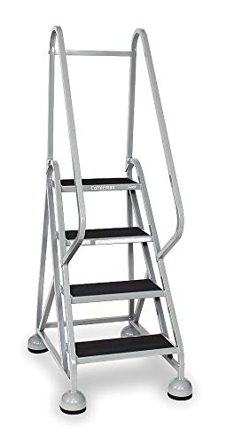 Super Cotterman 4 Step Rolling Ladder Rubber Mat Step Tread 66 Pdpeps Interior Chair Design Pdpepsorg