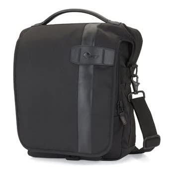 Lowepro Classified 160 AW Shoulder Bag for DSLR and 1-2 Lenses (Black)