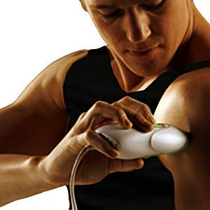 Sensilight Men100 Permanent Hair Removal Device 100,000 Flashes - Specially For Men. A Home Machine, Using IPL Technology. Great Body And Facial Hair Remover. Can Be Used On The Leg, - Hair Of Remove Device Best