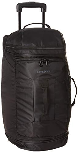 Samsonite 22 Inch Rolling Duffel, All All Black, One Size
