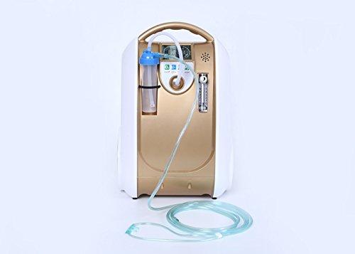 Portable O2 generator Oxygen Bar ,Home Oxygen Concentrator Generator Full Intelligent ,Oxygen Concentrator For Home,Air Purifier Oxygen Generatorwork compact Silent(110v)