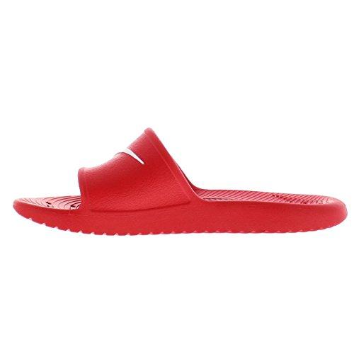 Universitaire Hommes rouge Mules Nike Rose De Kawa Douche Blanc 600 Pour nq8ACx