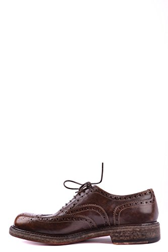 Santoni , Chaussures de ville à lacets pour homme marron marron IT - Marke Größe