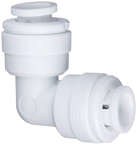 John Guest Speedfit CI0308W Not Applicable 1/4 inch Equal Elbow Connector (Pack of 10)