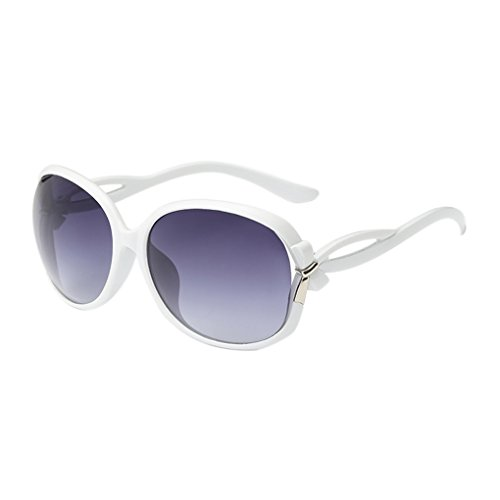blanco Gafas mujer Regard sol sol Elegantes de de color gafas Gafas de de UV400 de PC sol W1ZatUv