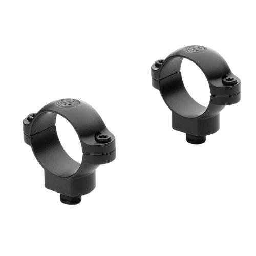 Leupold QR Quick Release 30mm Scope Rings, Matte Finish