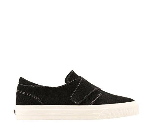 Sneaker Taos Footwear Embossed Black Soul Women's Suede twUqfw7