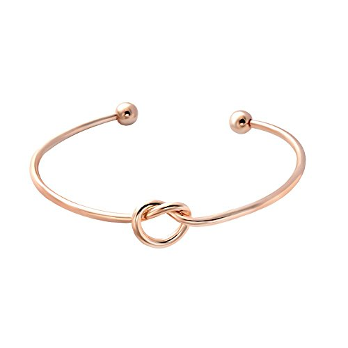 Rose Gold Knot - 6