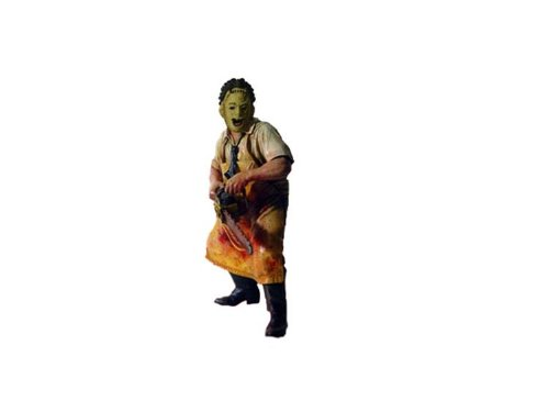 Cinema of Fear Serie 1  Texas Chainsaw Massacre - Leatherface 18cm Actionfigur