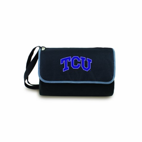 NCAA Texas Christian Horned Frogs Outdoor Picnic Blanket Tote