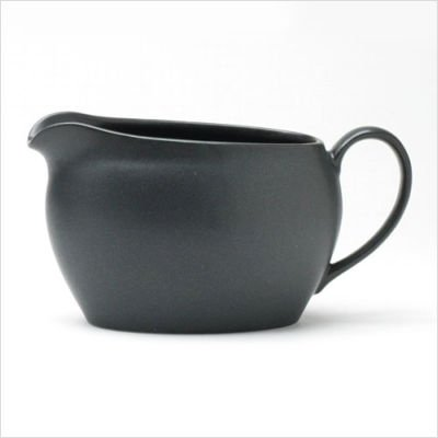 - Noritake Colorware Graphite Gravy Boat