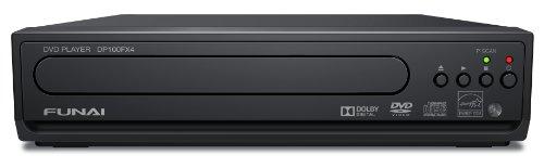 Funai Corp  Dp100fx4 Progressive Scan Dvd Player  Black
