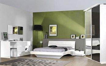 Chambre adulte complete pas cher - Mobilier chambre adulte complete design ...