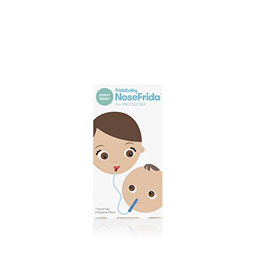 Baby Nasal Aspirator NoseFrida the Snotsucker by Frida Baby