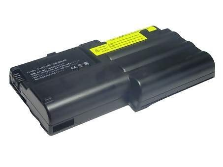 10.80V (Compatible with 11.10V),4400mAh,Li-ion,Hi-quality Replacement Laptop Battery for IBM ThinkPad T30 Series, Compatible Part Numbers: 02K7034, 02K7037, 02K7038, 02K7050, 02K7051, 02K7073, FRU 02K7072