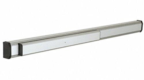 Jackson 311285SL4628 Satin Aluminum 48