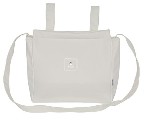 Cambrass Basic - Bolso panadera, 13 x 40 x 33 cm, color beige