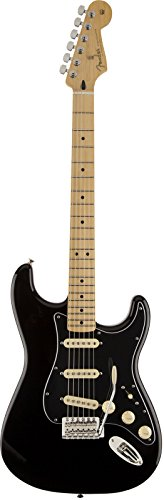 - Fender Special Edition Standard Stratocaster Electric Guitar Black
