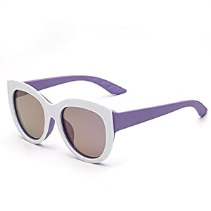 Yorkville- by Addicted Brands. Purple Frame Sunglasses