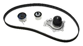 Gates TCKWP265 Engine Timing Belt Kit with Water Pump