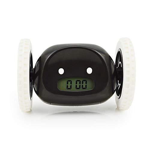Amazon.es: XMING Divertido Reloj Despertador con Ruedas ...