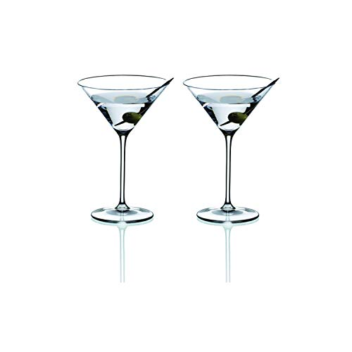 (Riedel Vinum XL Martini Glasses, Set of 2)
