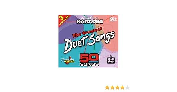 Karaoke: Greatest Duet Songs - Amazon com Music