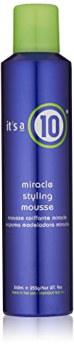 Moisturizing Mousse - It's a 10 Haircare Miracle Styling Mousse, 9 fl. oz.