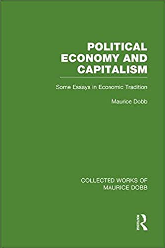 political economy and capitalism some essays in economic  political economy and capitalism some essays in economic tradition 9780415751445 economics books com