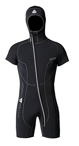 Waterproof W-ICE 5MM Men's Hooded Ice Vest W/HAV System WICE5M-2XS 2XSmall