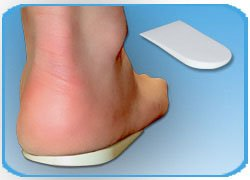 Balego 1 x Warwick Heel Wedge, Sold Individually by Core Products, Large
