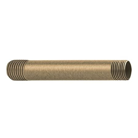 Moen 116651ORB 6-Inch Straight Shower Arm Oil Rubbed Bronze