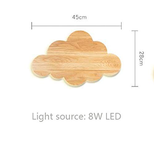 Cloud Shaped Pendant Light in US - 2