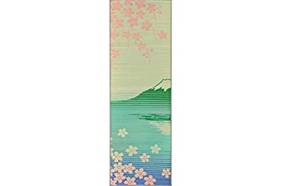 IKEHIKO Non Slip Japanese Tatami Mat Yoga Mat, Made in Japan
