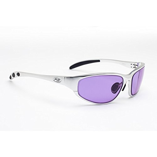 Phillips 202 Didymium Glass Working Spectacles in Assurance Aluminum Safety Frame that is Stylish & Sturdy