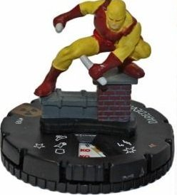 HeroClix: Daredevil (LE) # 103 (Limited) - The Incredible (Heroclix Hulk)