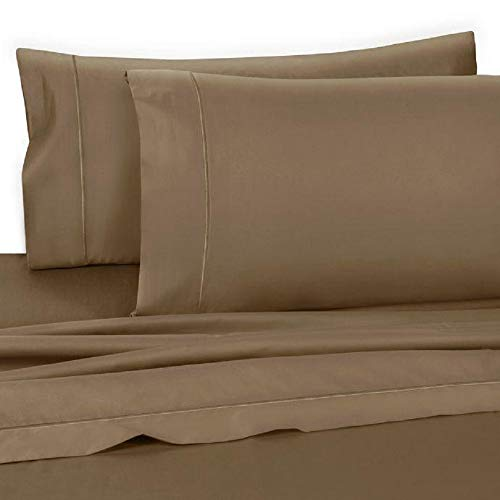 Hudson Park Collection 600 Thread Count Egyptian Cotton Standard Pillowcases - - 600 Thread Collection