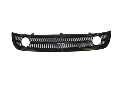 98-00 VOLKSWAGEN NEW BEETLE BUMPER GRILLE VALANCE (Vw Beetle Lower Grille)