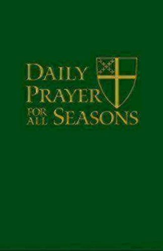 Daily Prayer for All Seasons [English edition]