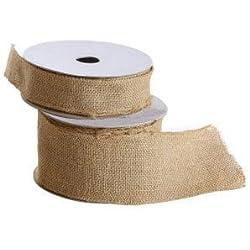 3 Inches Wide Burlap Fabric