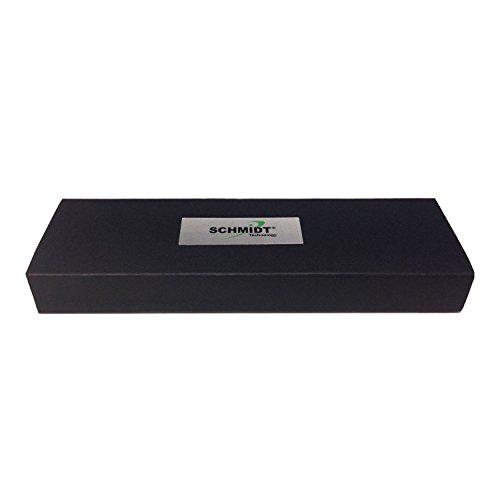 Schmidt Capless Rollerball Pen, Stainless Steel (SC82185) by SCHMIDT (Image #4)