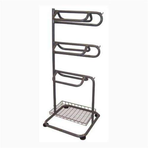 Saddle Rack Space Saving Rack Holds 3 Saddles, Pads, for sale  Delivered anywhere in USA