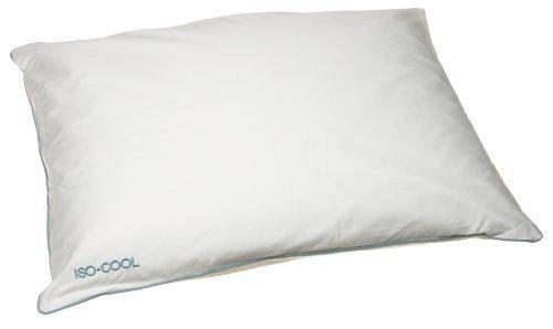 スリープBetter iso-coolメモリーフォーム枕 2 Pack of Standard B076KC5356  2 Pack of Standard