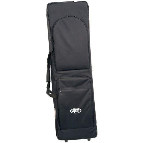 Groove Pak - Groove Pak 88 Note Keyboard Bag (with Wheels)