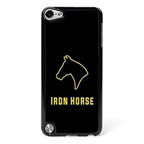 Compatible With ipod touch 5th 6th Case 1st Armored Brigade Combat Team, 1st Cavalry Division Compatible ipod touch 5th 6th Phone Case Iron Horse Brigade US Army Phone Protective Cover for Girls Women ()