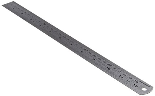 Silverline MT66 Stahlmaßstab 300 mm