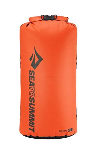 Sea to Summit Big River Dry Bag,Orange,65-Liter