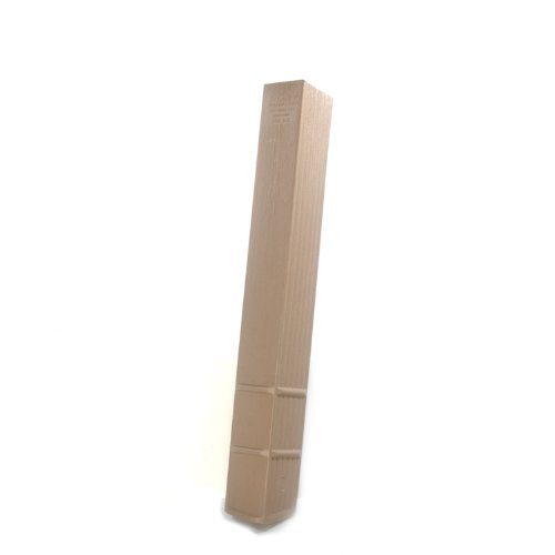 Composite Lumber - Post Protector 4 in. x 6 in. x 42 in